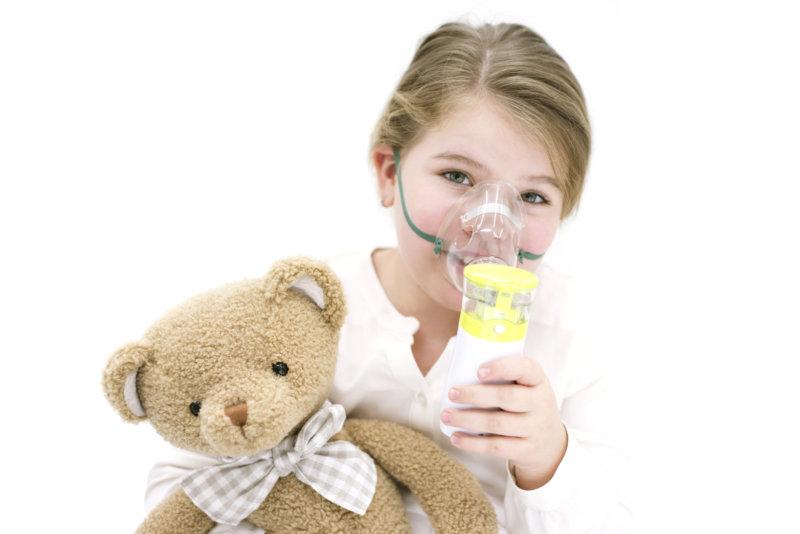 Inhalieren ist eine wirksame Methode bei Erkältungen