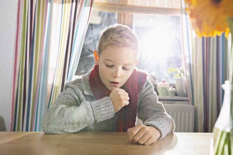 Husten bei Kindern - Was kann ich tun?