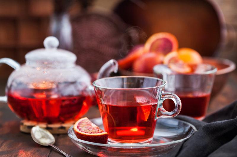Tipp für die Erkältungszeit: Tee trinken!